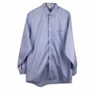 Geoffrey Beene Dress Shirt Size Large